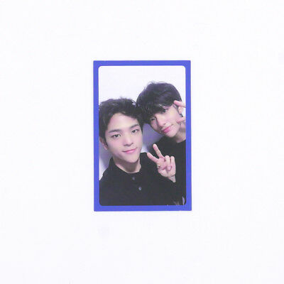 [STRAY KIDS] I AM YOU Album Official Photocard/B ver. - WOOJIN+HYUNJIN