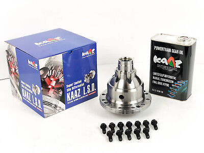KAAZ 1.5W LSD Limited Slip Differential | VW Golf Mk4 Mk5 6MT / Audi TT DBV2010