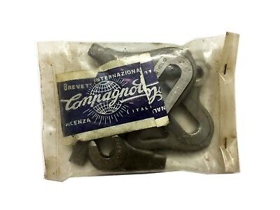 NOS Campagnolo 1010/A dropouts And Fork Ends NIB wheel adjusters