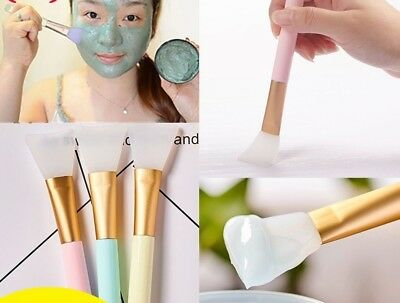 Makeup Brush Stirring Soft Silicone Women Skin Face Care For Girl Cosmetic Tools