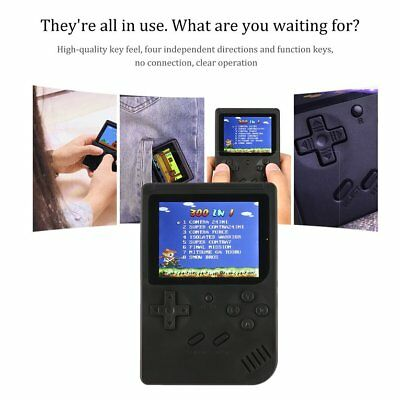 S6 Portable Retro Mini Handheld Gaming Console Built-in 300 Games ConsoDY
