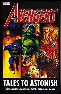 Avengers: Tales to Astonish, Estes, John,Robinson, James,David, Peter, Excellent