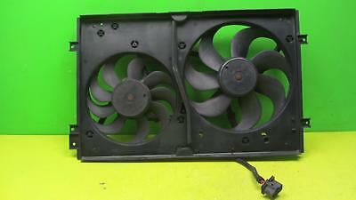 VOLKSWAGEN GOLF Mk4 Radiator Cooling Fan/Motor Twin Fans TDI 98-05