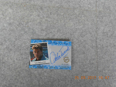 Csi Miami {Saison 1} Carte Signe Cristian De La Fuente  Mi-A11 Strictly Ink