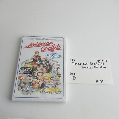 brand new American Graffiti special edition DVD from director George Lucas 0925