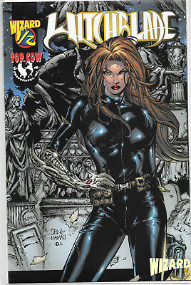 Witchblade #1/2 Special Edition NM-Mint