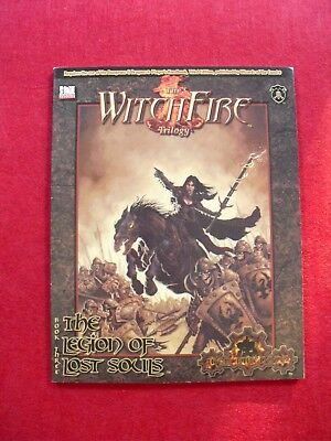 Dungeons and Dragons d20 -The Witchfire Trilogy Band 3: The Legion of Lost Souls