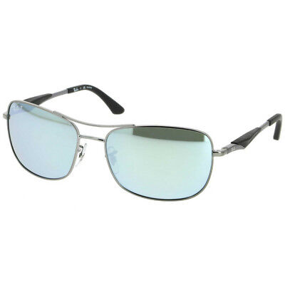 cb51bde8ec RAY BAN RB3515 006 71 Sunglasses Eyewear Black Frame Green Classic ...