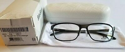 530d06799f Authentic Oakley RX Eyeglasses Penchant Polished Midnight OX3214-0553  53-16-137