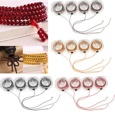 Handmade Stretchy Elastic Beading Thread Cord Bracelet String For Jewelry Making