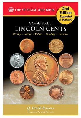 Guide Book of Lincoln Cents, 2nd Ed, Whitman