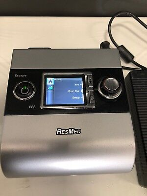 Resmed S9 Cpap Machine Systeme PPC
