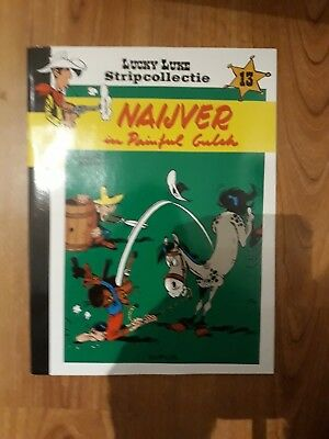 Lucky Luke - stripcollectie - nr 13 - naijver in painfull gulch
