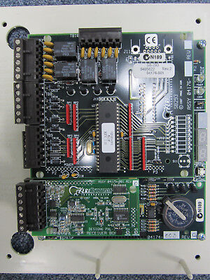 Keri Systems SB-293 Expansion Board for PXL-250 Tiger Access Systems  Working!