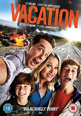 Vacation [DVD] [2015]