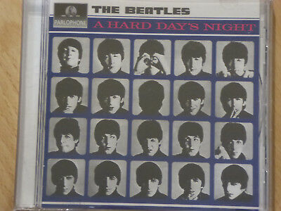THE BEATLES - A Hard Day's Night -- CD 1964