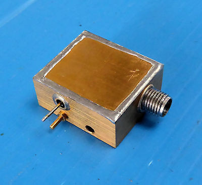 RF Microwave Oscillator Ghz Communication