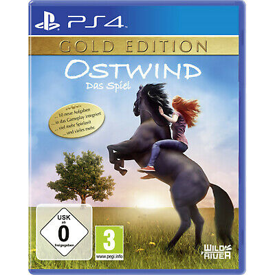 PS4 Ostwind - Gold Edition - PlayStation 4
