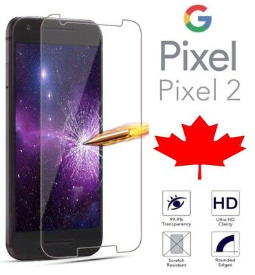 Premium Tempered Glass Screen Protector for Google Pixel 2 / XL