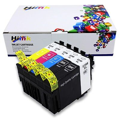 5PK T288XL ink For Epson XP330 XP340 XP430 XP434 XP440 XP446 Printers