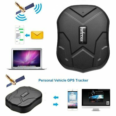 GPS Car Tracker Device TKSTAR TK905 Vehicle Tracking Powerful Magnet Vehicle UR