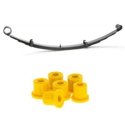 """2/"""" Lift for 85-06 Land Cruiser 70 Series ARB OME Front Leaf Springs Pair"""