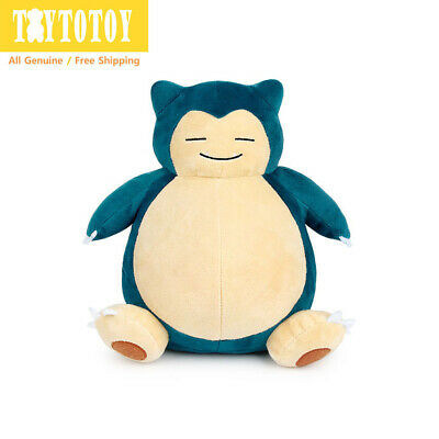 Pocket Monster Pokemon XY Snorlax Zammanbo 10in Plush Toy Stuffed Character Doll