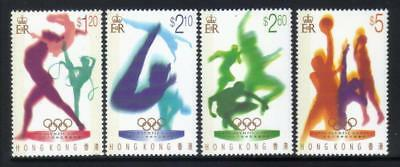 Hong Kong 1996 MNH MUH Set - Olympic Games