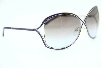 7ce5a1718da New Tom Ford Tf 179 81Z Rickie Purple Authentic Frame Sunglasses 64-11 Wcase