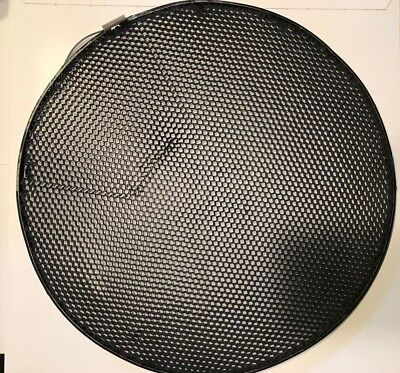 """17"""" Balcar  Honeycomb Grid Extra Large Fits 18' Reflector (Not Included)"""