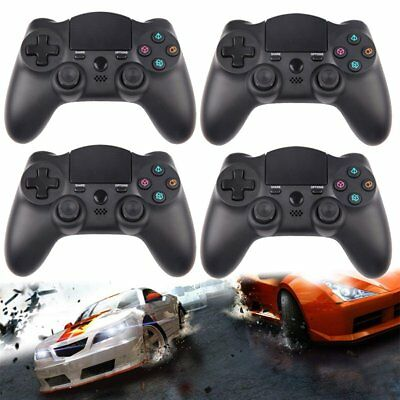LOT 4 PS4 Controller Wireless Bluetooth with USB cable for Sony Playstation 4 UR