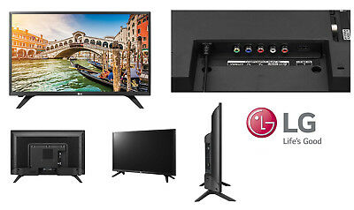 "Monitor Tv 24"" Pollici Led Hd Ready Lg Nero Dvb/t2/s2 24Tk420V Eu"