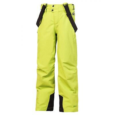 Ski Pants Protest Bork Jr Electric Lime