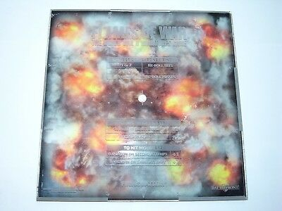Flames Of War 4th Edition Artillery Template White 68 600