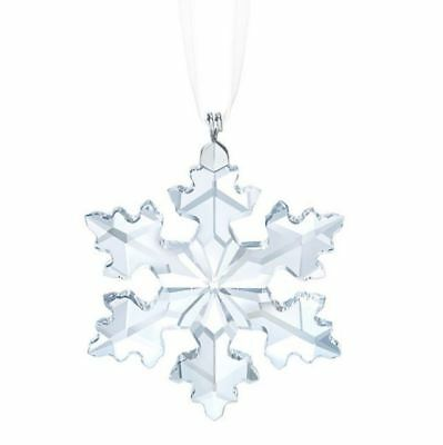 NIB $45 Swarovski Little Snowflake Ornament 2016  #5180211