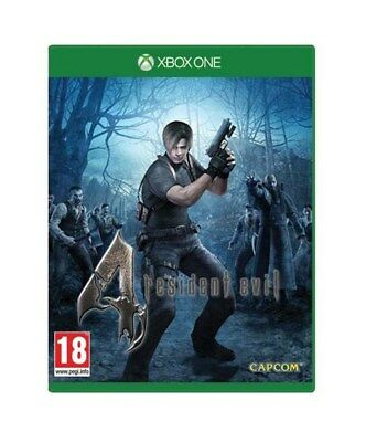 RESIDENT EVIL 4 Xbox One - IMPORT