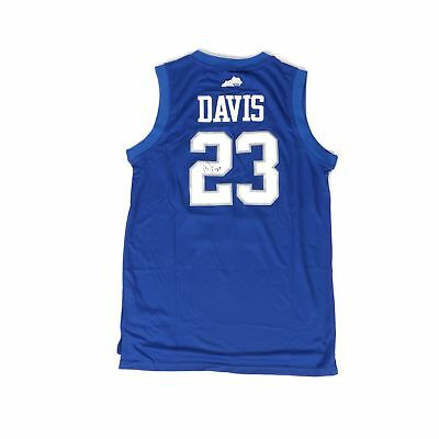 d39a711207c Anthony Davis Signed Kentucky Wildcats Jersey Orleans Pelicans signed  Jersey JSA