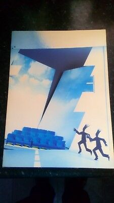 pet shop boys tour programme