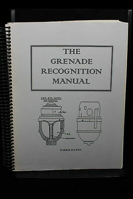 WW1 WW2 British German French US World Grenade Recognition Manual