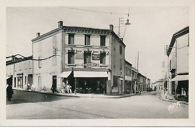 CP - France - (81) Tam - Saint-Juery - Place Coste