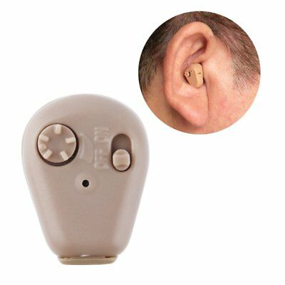 K-88 In Ear Mini Digital Hearing Aids Assistance Adjustable Sound AmplifiDY