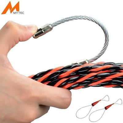 Electrical Wire Threader 5/10/15/20/25/30/50M Electrician Threading Device Wire