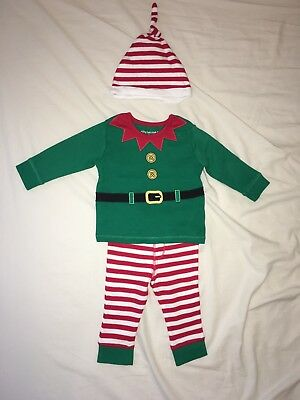 Baby Christmas Outfit Boy Girl 3-6
