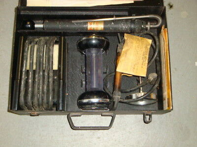Bacharach 10-5000 Combustion Test Kit Fyrite Gas Analyzer CO2 and O2 Indicators