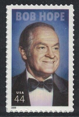 Scott 4406- Bob Hope- MNH (S/A) 44c 2009- unused mint stamp