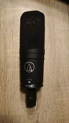 Audio Technica AT 4050 Mikrophon inkl. Spinne