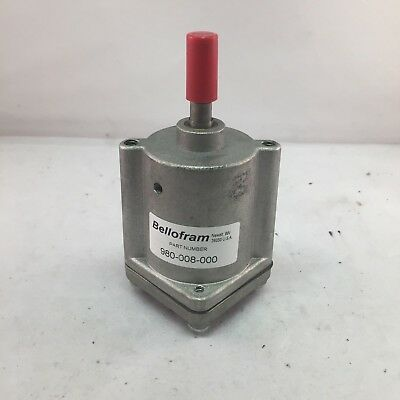 Marsh Bellofram 980-008-000 Actuator NEW