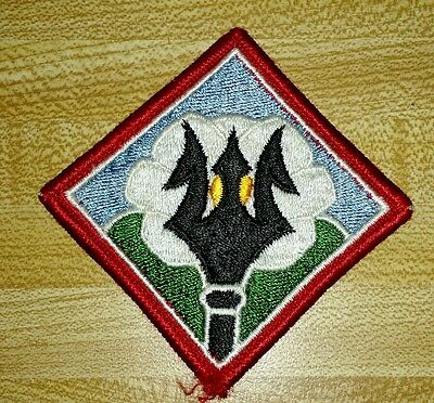 Mississippi National Guard Headquarters Embroidered Uniform Patch Army Military