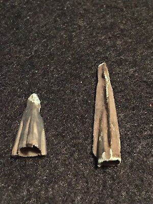 ancient roman arrowhead, Lot Of 2 Ancient Scythian Bronze Arrow Heads