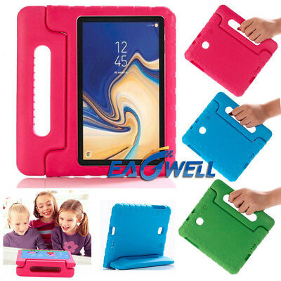 AU Kids Shockproof Case For Samsung Galaxy Tab S4 10.5 T830 T835/Tab A T590 T595